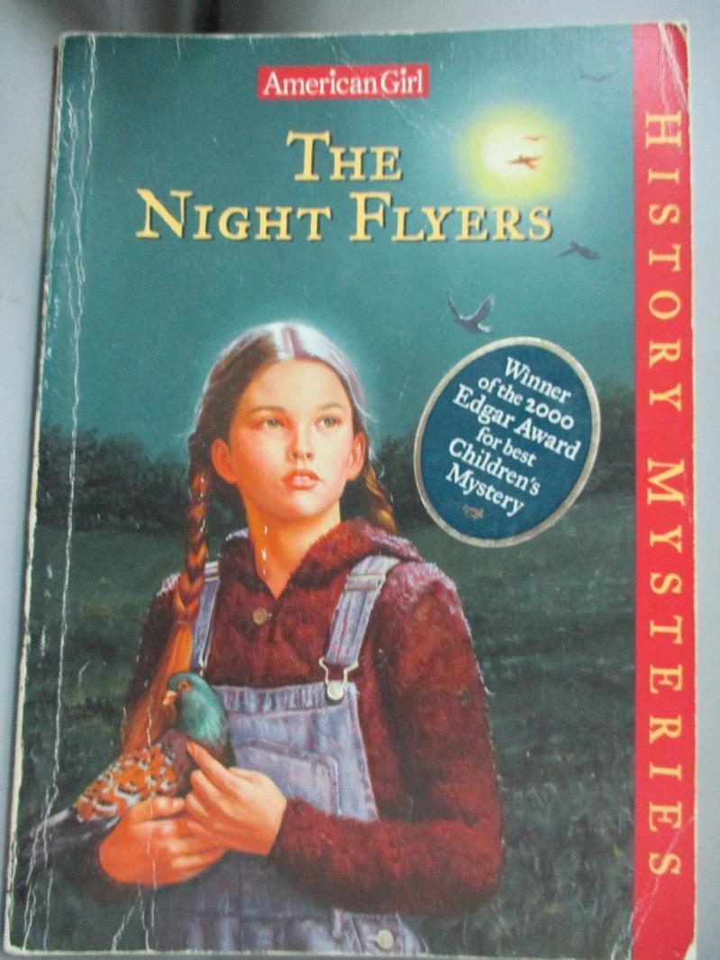 【書寶 書T1/百科全書_HCV】The Night Flyers_Jones Elizabeth McDavid
