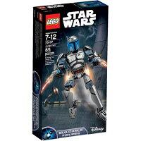 星際大戰 LEGO樂高積木推薦到樂高積木LEGO《 LT75107 》STAR WARS™ 星際大戰系列 - Jango Fett™就在東喬精品百貨商城推薦星際大戰 LEGO樂高積木