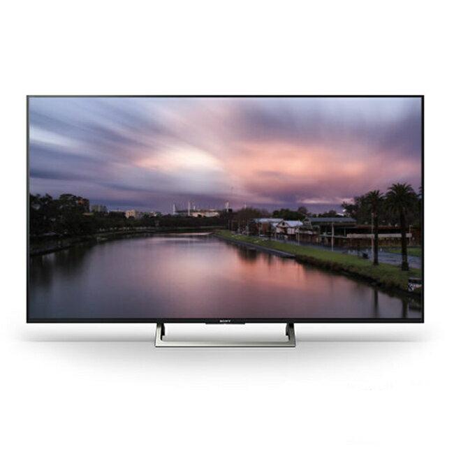 【SONY】65吋4K智慧連網電視 KD-65X8500E (含視訊盒)