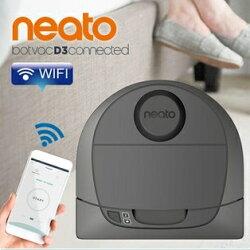 ACCES 美國 Neato Botvac D3 Wifi 支援 雷射掃描掃地機器人吸塵器