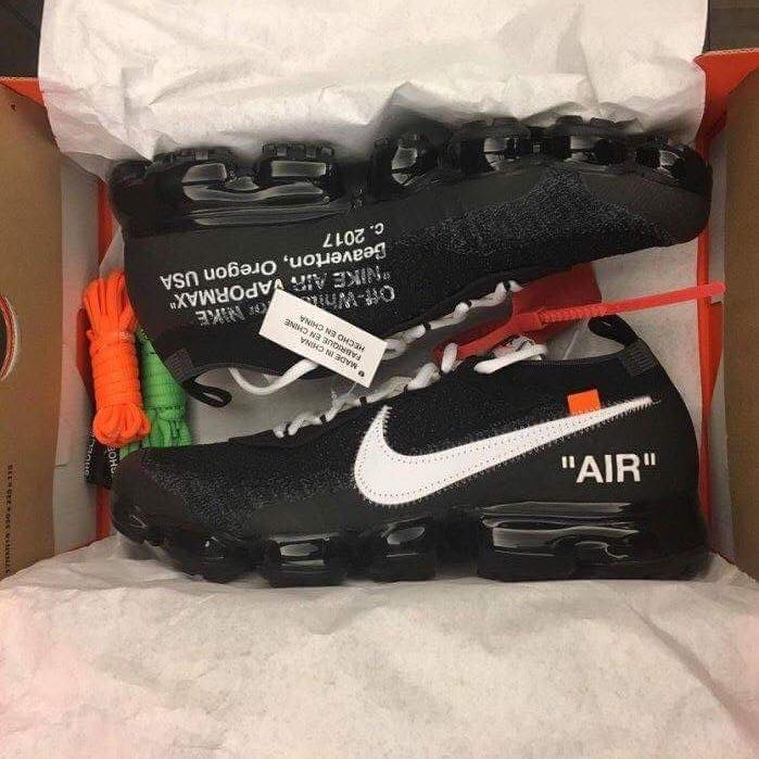 "現貨BEETLE 極限量OFF WHITE X NIKE ""THE TEN"" AIR VAPORMAX AA3831"