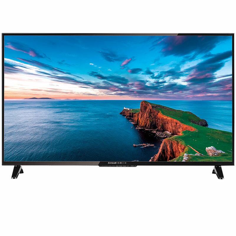 【領券折$300】SANLUX 台灣三洋 40吋LED液晶顯示器 液晶電視 SMT-40MA3(含視訊盒)