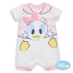 Disney Baby 小水手黛西包屁衣