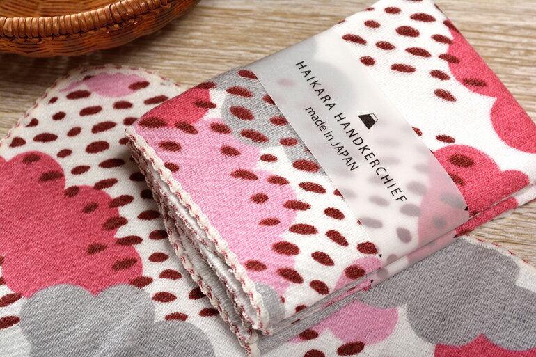 日本今治 - KONTEX - Haikara雲方巾(粉)《日本設計製造》《全館免運費》,生產階段亦無使用任何藥劑、無漂白、無染色,採用最純淨的有機棉製作最天然安心的產品。