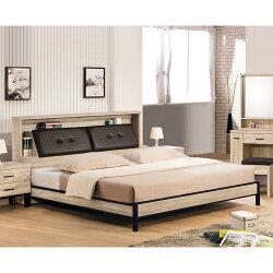 歐都納5尺床頭型床台 / H&D / 日本MODERN DECO
