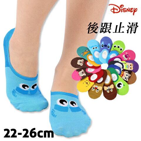 【esoxshop】迪士尼 矽膠止滑 隱形襪 台灣製 Disney