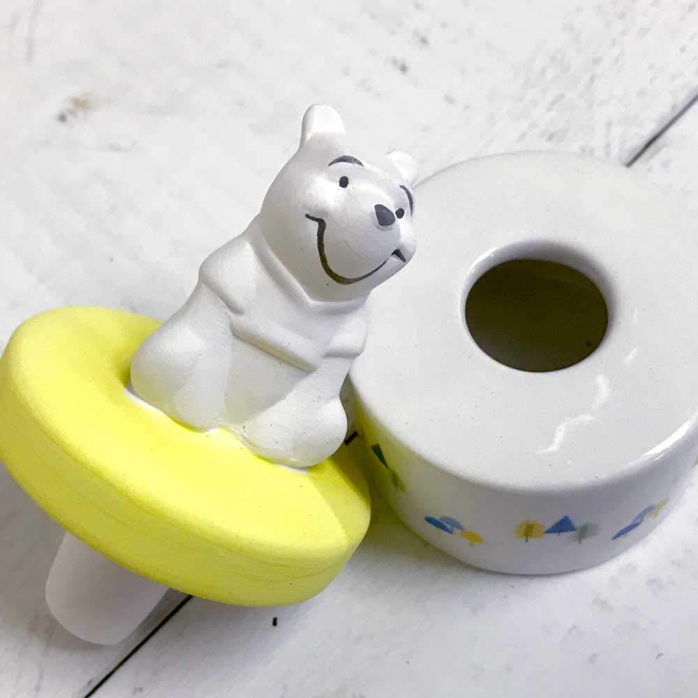 小熊維尼Winnie the Pooh造型擴香空罐,香氛空瓶 / 薰香精油空瓶 / 薰香空罐 / 擴香空瓶,X射線【C251095】 1