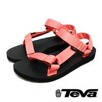 【TEVA 促銷8折】TEVA  美國 女 經典織帶涼鞋 TV1003987DPSC-昂路名鞋館-流行女裝