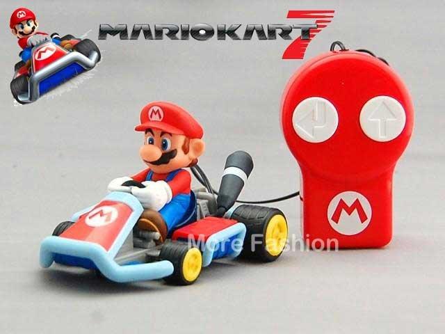 _N3DS 3DS 瑪利歐賽車7 瑪莉歐 Mario Kart 7_遙控汽車玩具^(馬利歐