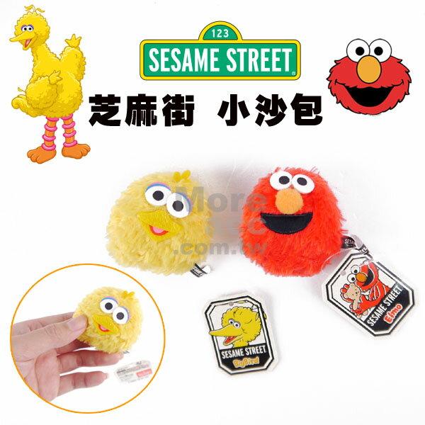 ^~日潮夯店^~   SESAME STREET 芝麻街 ELMO 大鳥 毛絨 小沙包