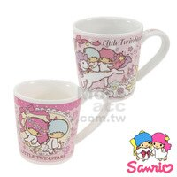 雙子星周邊商品推薦到[日潮夯店] 日本正版進口 SANRIO 三麗鷗 kikilala 雙子星 馬克杯 咖啡杯