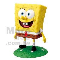 海綿寶寶週邊商品推薦[日潮夯店] 日本正版進口 超可愛受歡迎卡通海綿寶寶SpongeBob 3D立體拼圖