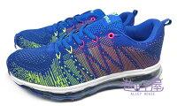 男性慢跑鞋到【巷子屋】JIMMY POLO 男款編織全氣墊運動慢跑鞋 [68042] 藍 超值價$498就在巷子屋推薦男性慢跑鞋