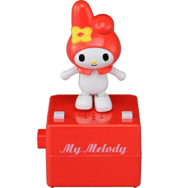 【真愛日本】 16051200006踢踏舞-MD紅  三麗鷗家族 Melody 美樂蒂   踢踏舞 玩具 擺飾