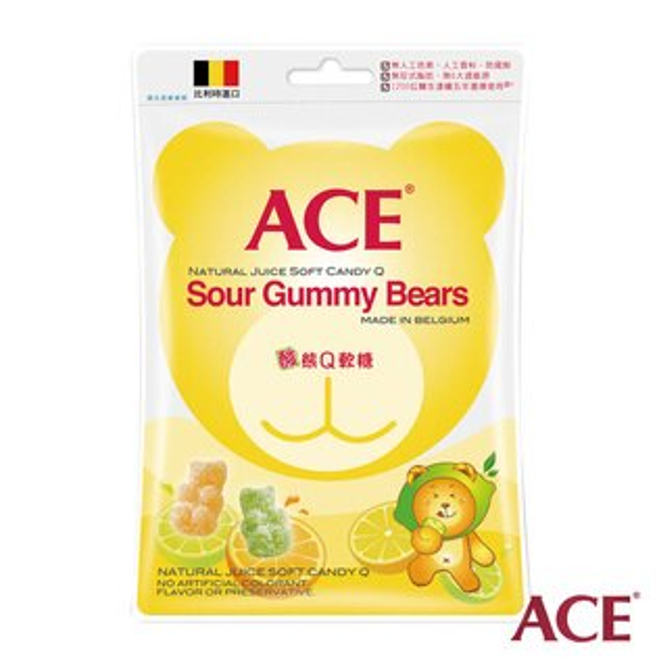 ACE-酸熊Q水果軟糖48g
