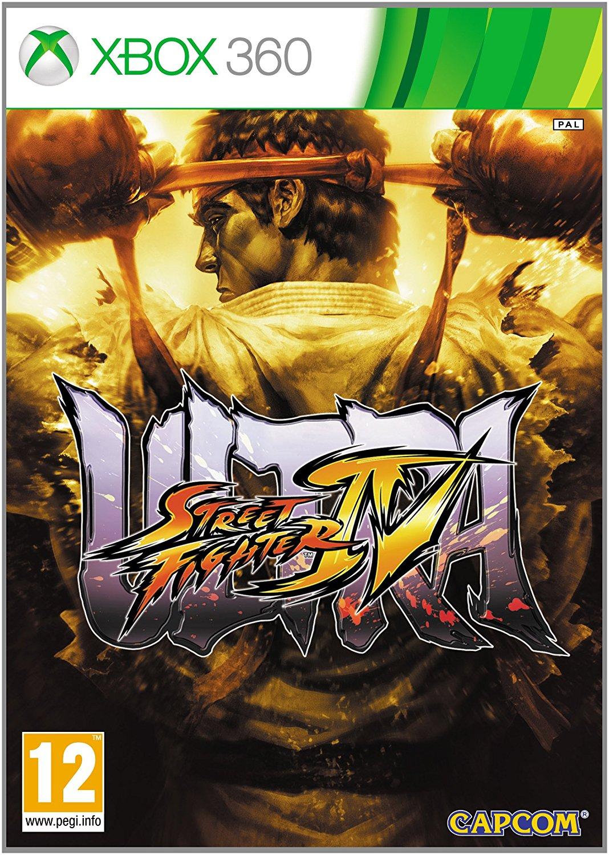 XBOX 360 究極終極快打旋風4 -英日文版- Ultra Street Fighter 4