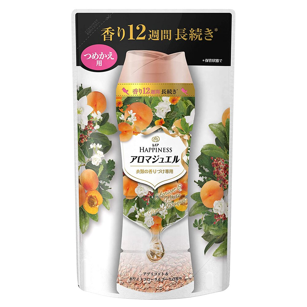 日本P&G 香香豆 衣物芳香顆粒 補充包 多款任選455ml