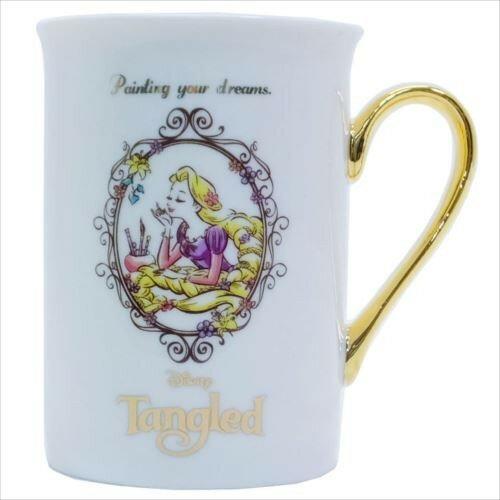 X射線【C067138】長髮公主Rapunzel樂佩金把馬克杯,水杯馬克杯情侶對杯湯杯玻璃杯不鏽鋼杯漱口杯