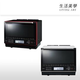 嘉頓國際TOSHIBA【ER-SD3000】水波爐30L薄型業界最小輕巧雙重感應器水蒸微波烤箱