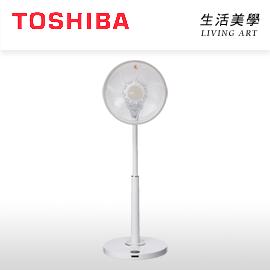 日本原裝 TOSHIBA 東芝【F-DLT1000】電扇 風扇 電風扇 大廈扇 循環扇 溫濕度感應 七段風量 上下左右擺動 遙控器