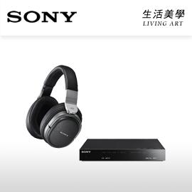 日本原裝 SONY【MDR-HW700DS】耳機 藍芽 無線耳機 9.1聲道 立體聲 環繞 3D 4K