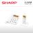 日本原裝 SHARP【JD-G31CL】家用無線電話 母機+單子機 通話錄音 拒接 - 限時優惠好康折扣
