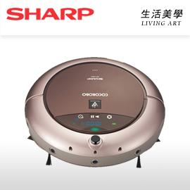 日本原裝 SHARP【RX-V95A】掃地機器人 掃地 機器人 感應 聲控 語音導覽