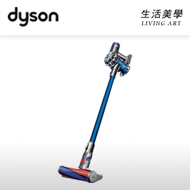 日本原裝進口 日版 Dyson【V6 Fluffy】SV09 無線吸塵器 附4吸頭 數位馬達 抗靜電碳纖維 HEPA濾網 清除塵蟎