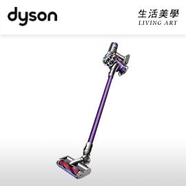 日本原裝進口 Dyson【V6 Motorhead】吸塵器 SV07 附4吸頭 數位馬達 電動渦輪吸頭 無線 HEPA濾網 清除塵蹣
