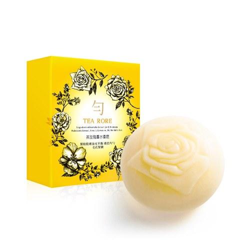 【Arwin 雅聞倍優】 玫瑰香水香皂 140g (共五款)