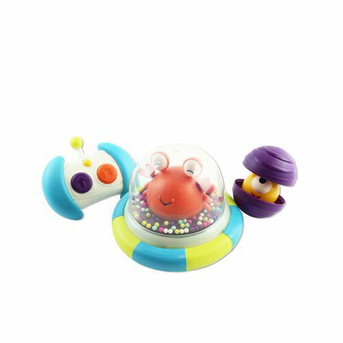 美國【B.Toys】迴轉遙控車-卡特撞木星(遙控器顏色款式為隨機出貨)★衛立兒生活館★