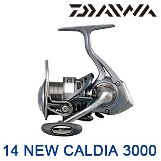 漁拓釣具 DAIWA 14 CALDIA 3000 (紡車捲線器)