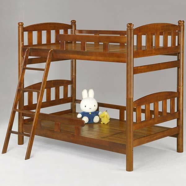 蕾妮3.5尺雙層床❘上下鋪 / 雙層床 / 兒童床鋪 / 床架 / 單人床【Yostyle】 - 限時優惠好康折扣