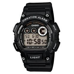 CASIO 卡西歐/極限運動流行腕錶/W-735H-1A