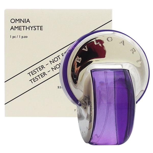 BVLGARI 寶格麗 花舞輕盈紫水晶女性淡香水 65ml Tester環保包裝 【A002307】《Belle倍莉小舖》