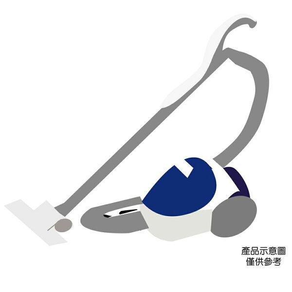 【Panasonic國際牌】620W紙袋集塵式吸塵器MC-PK13FT