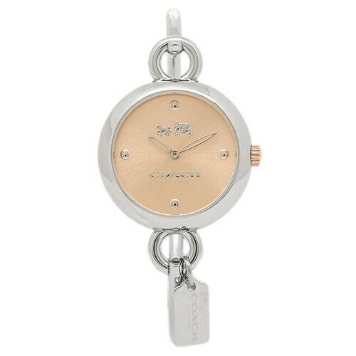 COACH 橘面LOGO吊飾手鐲錶/14502688