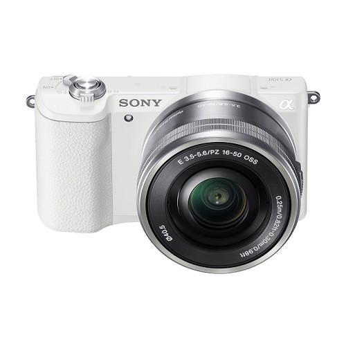 SONY單眼ILCE-5100L / W A5100 白 變焦鏡組【愛買】 0