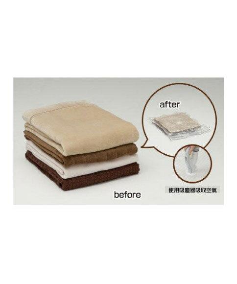 壓縮袋 毛毯‧毛巾被用 2入