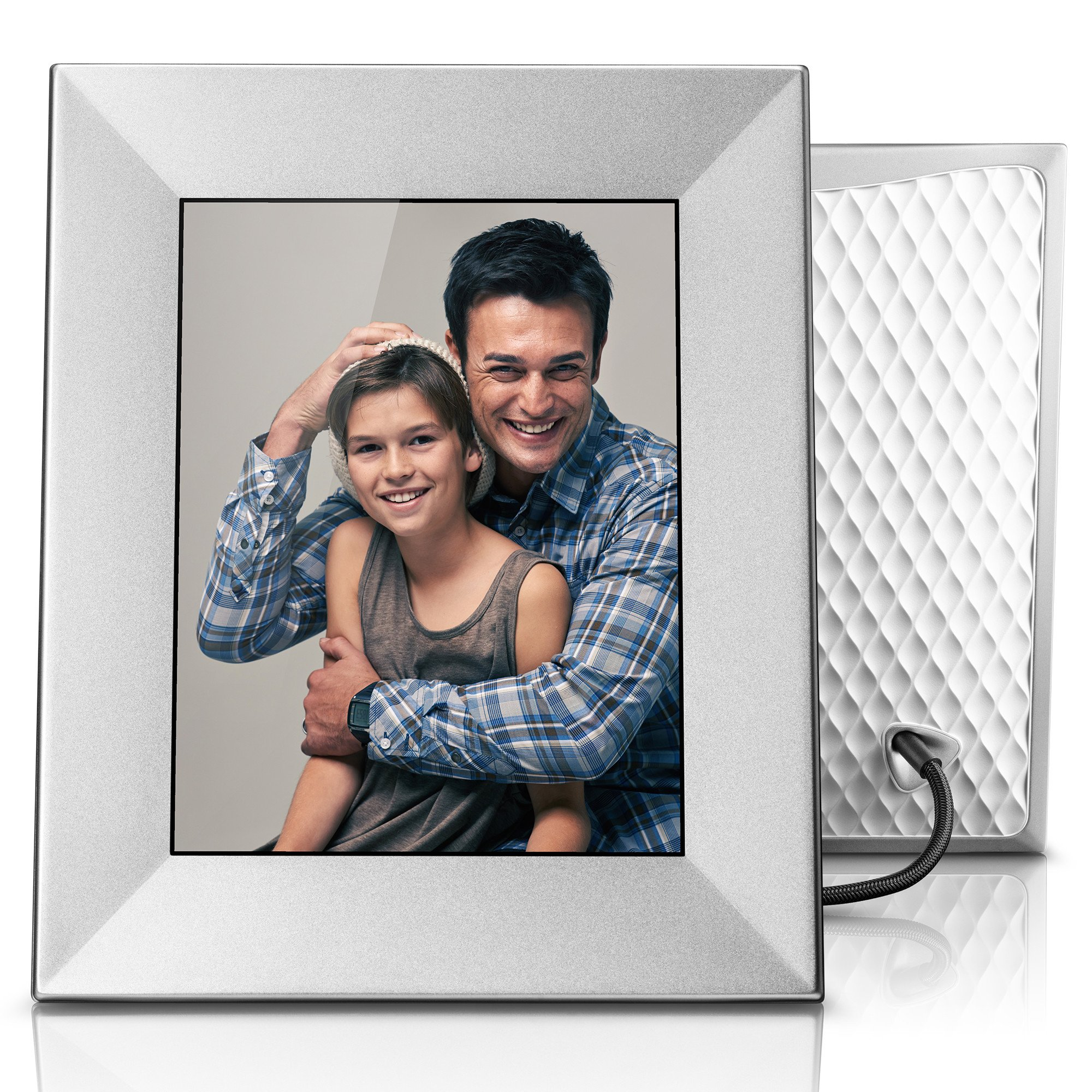 Nix Nixplay Nixplay Iris Wifi Cloud Digital Photo Frame Rakutencom