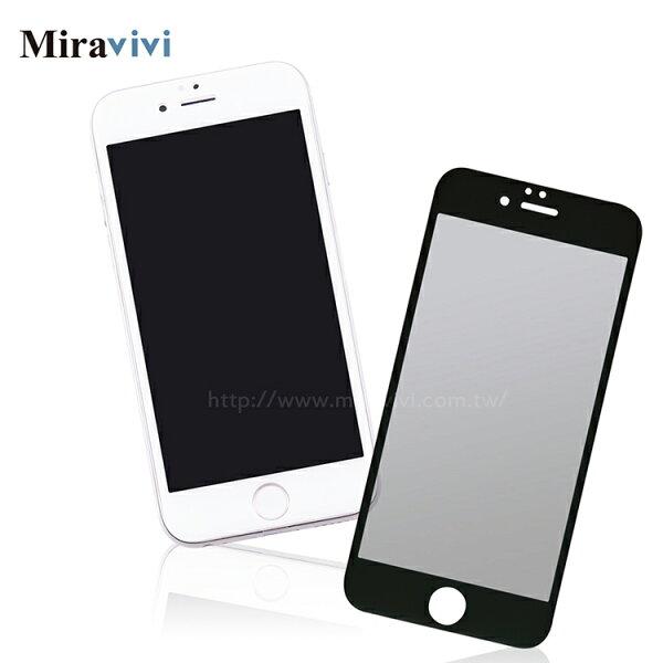 Miravivi:zeusarmor宙斯鎧甲iPhone66sPlus(5.5吋)3D滿版9H玻璃保護貼