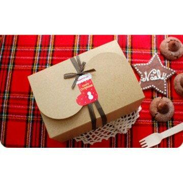 【嚴選shop】12入燙金聖誕襪雪人 耶誕節貼紙 禮品封口貼 裝飾禮物黏口 卡片包裝 保羅瓶 紙盒貼紙點心袋【X007】