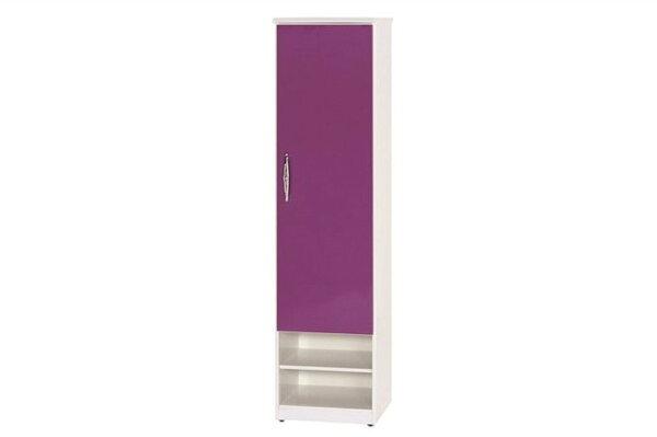 石川家居:【石川家居】876-12(紫白色)鞋櫃(CT-326)#訂製預購款式#環保塑鋼P無毒防霉易清潔