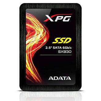 【最高現折$850】ADATA 威剛 SX930 240G SSD 2.5吋固態硬碟《原廠五年保固》