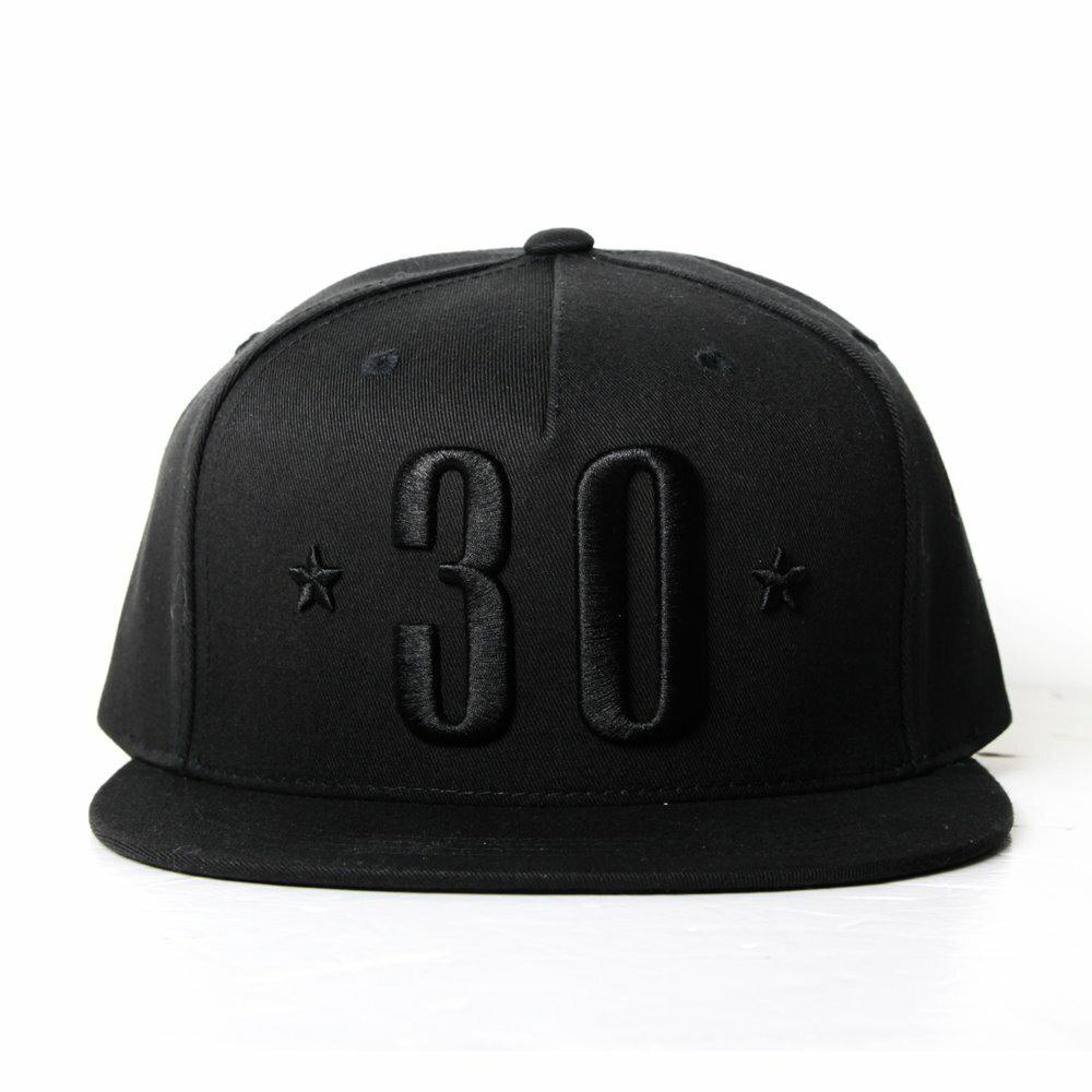 STGAE 30 SNAPBACK 黑色 3