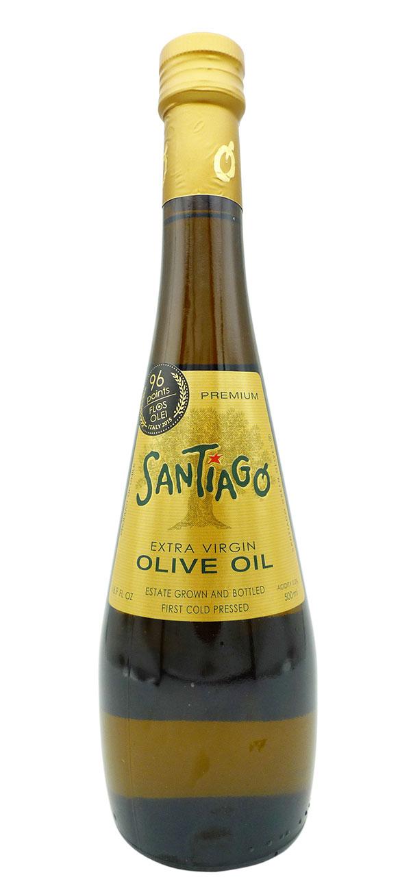 SANTIAGO 聖地牙哥頂級初榨冷壓橄欖油
