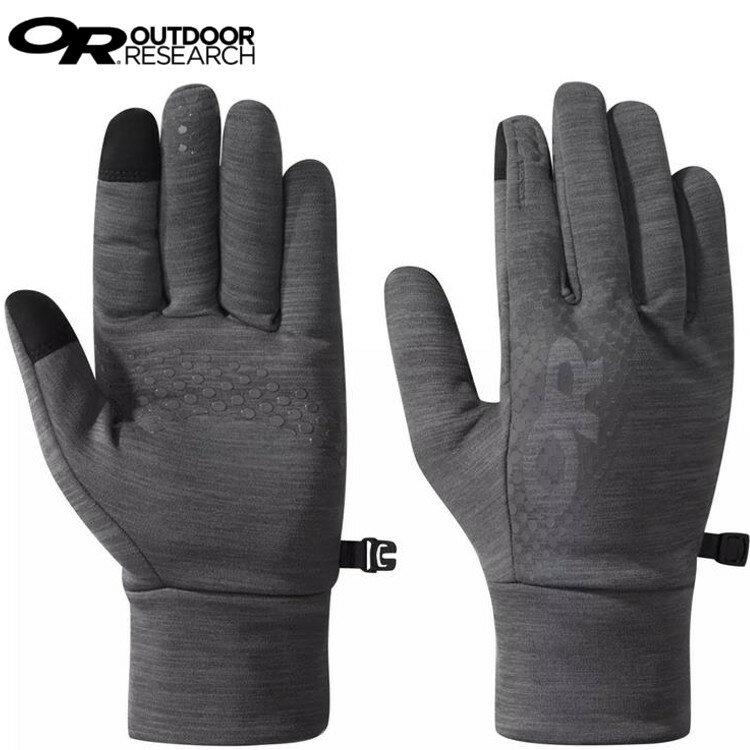 Outdoor Research Vigor MW 男款可觸控刷毛保暖手套 OR271562 0893 灰