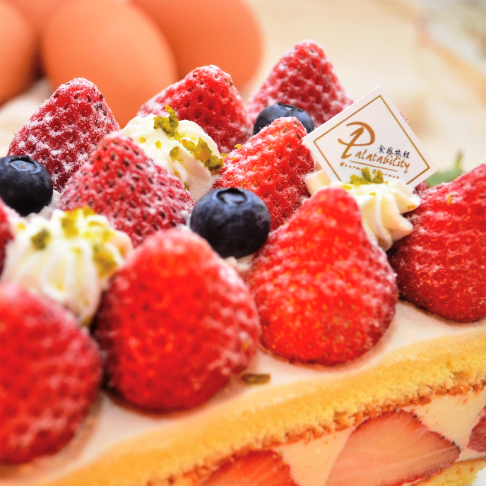 ◆免運費◆【食感旅程Palatability】北海道雪藏草莓蛋糕  ︱北海道直送乳酪+25顆以上大湖草莓製作  聖誕蛋糕推薦︱12月份已全數滿單,現在下單1月份開始陸續出貨! 1