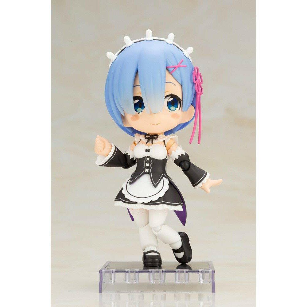 【預購】日本進口RE : 從零開始的異世界生活 公仔 Q版 黏土人 性感 美女 RE 蕾姆 拉姆【星野日本玩具】