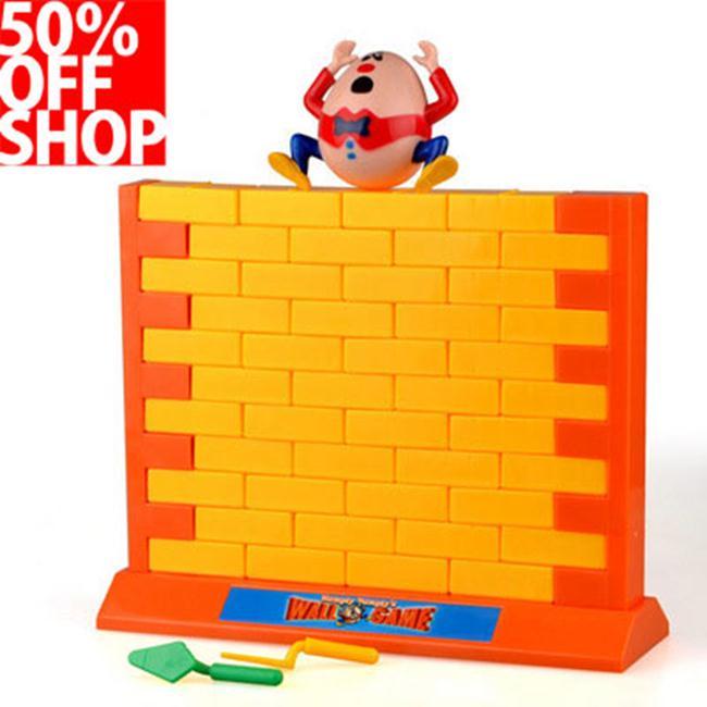 50%OFF SHOP【AJ023153TOY】桌遊經典桌面遊戲拆牆蛋蛋遊戲親子互動小孩朋友聚會玩具